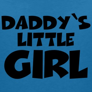 Daddy's little girl T-Shirts - Women's V-Neck T-Shirt