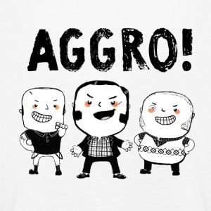 AGGRO Boys don't fear! Long Sleeve Shirts - Kids' Premium Longsleeve Shirt