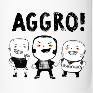AGGRO Boys don't fear! Mugs & Drinkware - Travel Mug