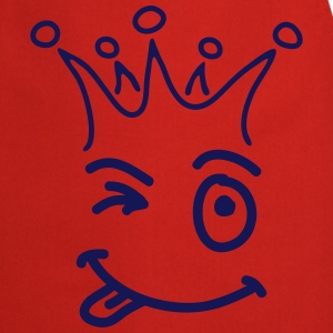 smile_crown_sc1  Aprons - Cooking Apron