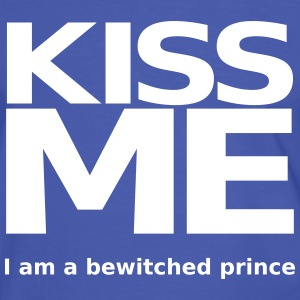 Kiss me I am a bewitched Prince T-Shirts - Men's Ringer Shirt