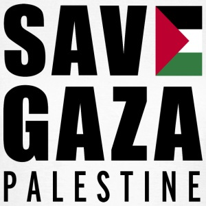 Save Gaza - Palestine  T-Shirts - Frauen T-Shirt