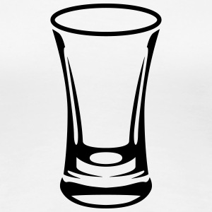 Shot Glass T-Shirts - Women's Premium T-Shirt