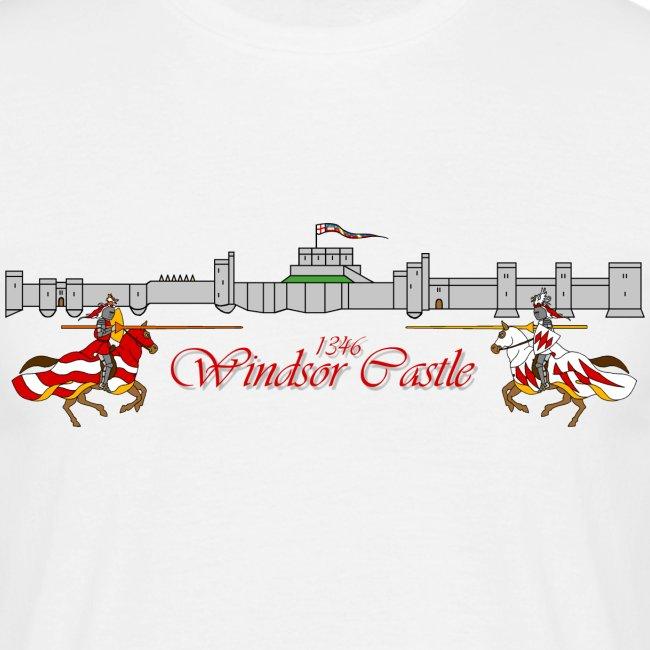 Windsor Castle (Front & Back)