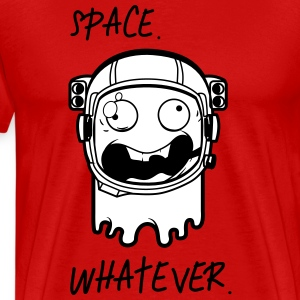 Astronaut Space whatever Tee shirts - T-shirt Premium Homme