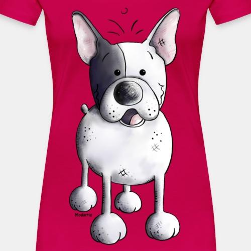 Lustige Französische Bulldogge Comic I Geschenk