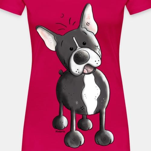 Lustige Französische Bulldogge - Hund