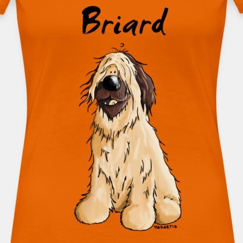 Knuffiger Briard - Hund - Hunderasse