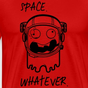 Astronaut Space whatever 1c Tee shirts - T-shirt Premium Homme