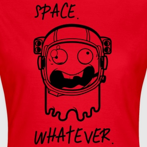 Astronaut Space whatever 1c T-shirts - Dame-T-shirt