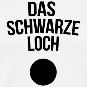 The black hole T-Shirts - Männer Premium T-Shirt