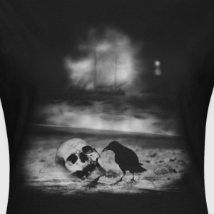 Night of the raven - Frauen T-Shirt