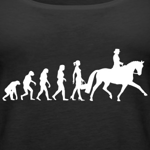 Evolution Dressage Lady Tops - Frauen Premium Tank Top