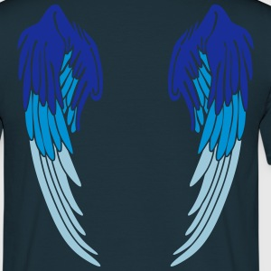 Angel Wings Feather T-Shirts - Men's T-Shirt
