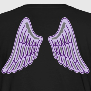 Angel Wings T-Shirts - Männer Bio-T-Shirt