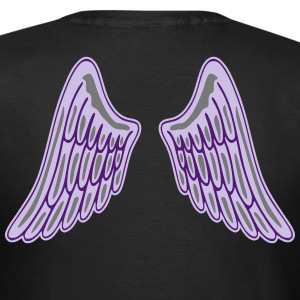 Angel Wings Tee shirts - T-shirt Femme