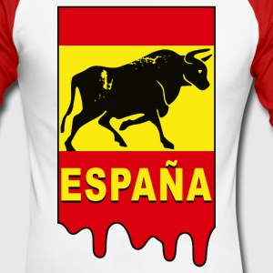 espagne - spain Manches longues - T-shirt baseball manches longues Homme