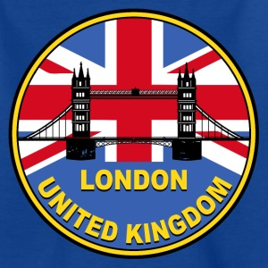 london - united kingdom Shirts - Teenage T-shirt