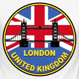 london - united kingdom Long sleeve shirts - Men's Long Sleeve Baseball T-Shirt