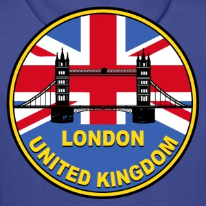 london - united kingdom Hoodies & Sweatshirts - Men's Premium Hoodie