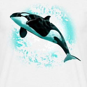 orca Tee shirts - T-shirt Homme