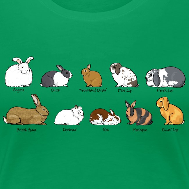 Popular Rabbit Breeds