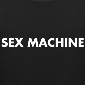 Sex Machine Tanktops - Mannen Premium tank top