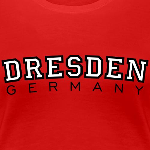 Dresden Germany Weiß/Schwarz