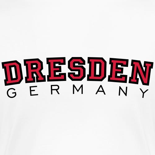 Dresden Germany Rot/Schwarz
