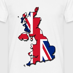 UK - Great Britain T-Shirt  - Men's T-Shirt