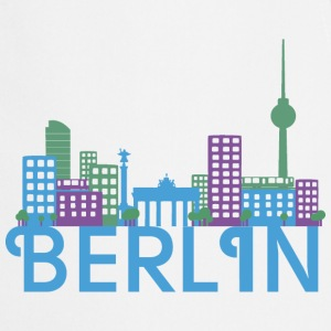 Skyline of Berlin  Aprons - Cooking Apron