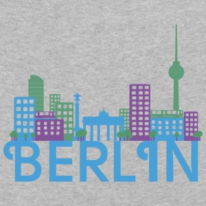 Skyline of Berlin Long Sleeve Shirts - Kids' Premium Longsleeve Shirt