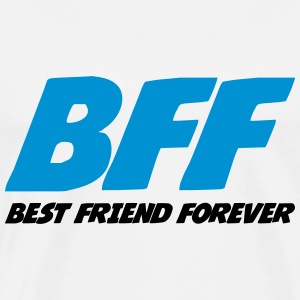 Best Friend Forever T-shirts - Herre premium T-shirt