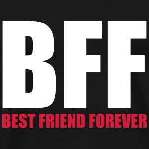Best Friend Forever T-Shirts - Men's Premium T-Shirt