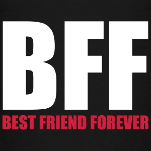 Best Friend Forever Skjorter - Premium T-skjorte for tenåringer