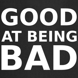 Good at being bad Delantales - Delantal de cocina