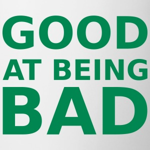 Good at being bad Botellas y tazas - Taza