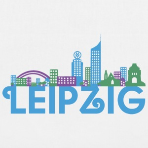 Leipzig skyline Bags & Backpacks - EarthPositive Tote Bag