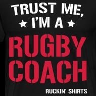 Design ~ Trust me, I'm a Rugby Coach