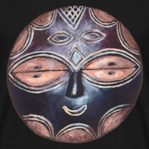 Masque Africain - T-shirt Homme