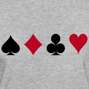 Card Game - Kortspel T-shirts - Ekologisk T-shirt dam