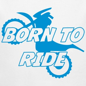 Born to Ride ! Pullover & Hoodies - Baby Bio-Langarm-Body