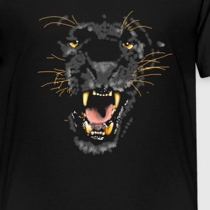 panther T-shirts - Teenager premium T-shirt