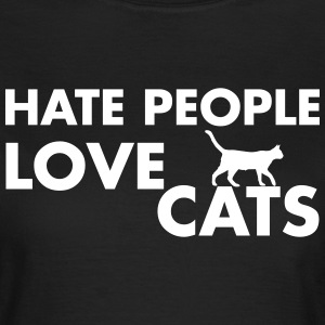 Cat Lover T-Shirts - Women's T-Shirt