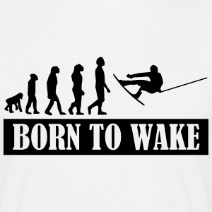 Wakeboard,Shred,Wakeboarder,Wakeboarding,Wake T-Shirts - Männer T-Shirt
