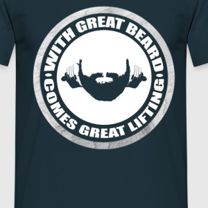 BEARD2 - Men's T-Shirt