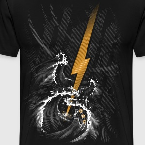 Musical Storm Tee shirts - T-shirt Premium Homme