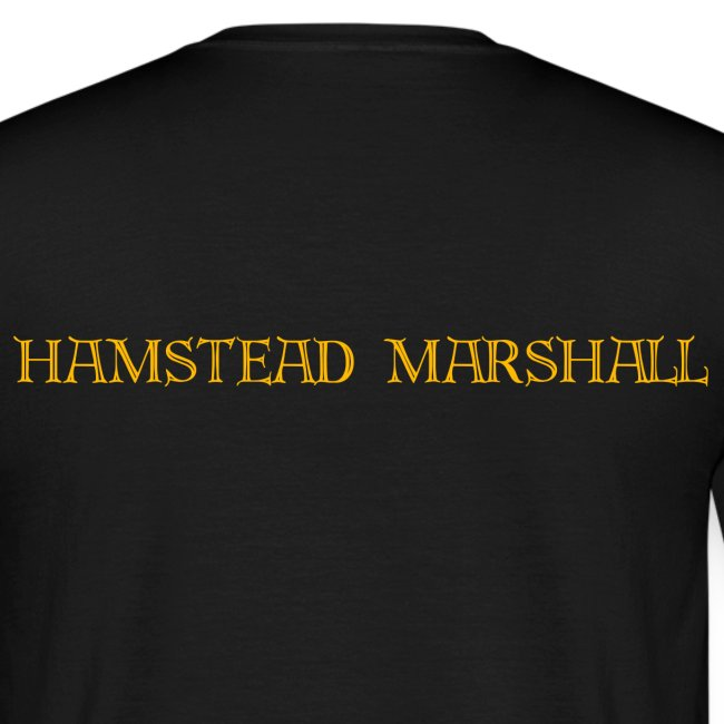 Hamstead Marshall Gates (Front)