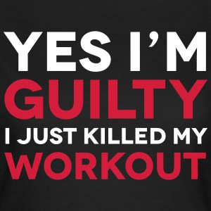 Workout T-shirts - Vrouwen T-shirt