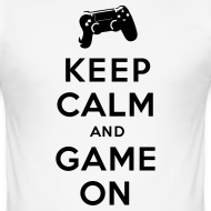 Motiv ~ Keep Calm Game On - PS4